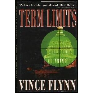 Term Limits (novel) - Image: Term Limits Cover