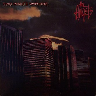 Two Minute Warning (album) - Image: The Angels Two Minute Warning