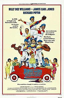 <i>The Bingo Long Traveling All-Stars & Motor Kings</i> 1976 film by John Badham
