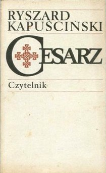 <i>The Emperor</i> (book) book by Ryszard Kapuściński