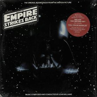 The Empire Strikes Back (soundtrack) - Image: The Empire Strikes Back