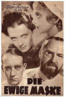 <i>The Eternal Mask</i> 1937 film by Werner Hochbaum