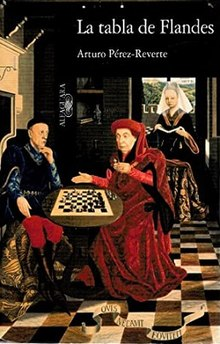 The Flanders Panel - book cover.jpg