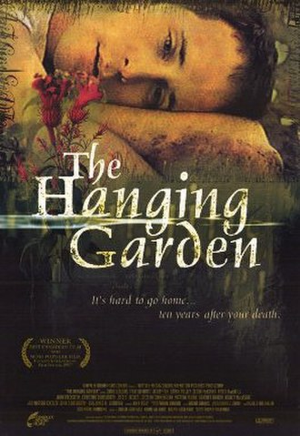 The Hanging Garden (film) - Promotional poster