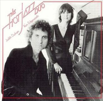 The Hot Jazz Duo - Image: The Hot Jazz Duo LP