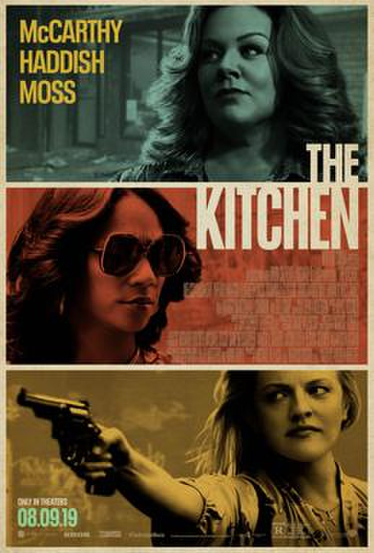 The Kitchen (2019) - Watch on HBO MAX, HBO, and Streaming