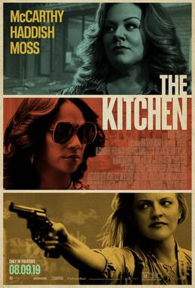 Picture of a movie: The Kitchen