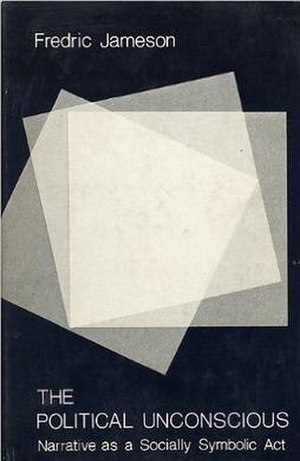 The Political Unconscious - Cover of the 1982 Cornell University Press edition