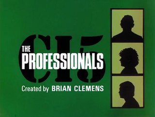 <i>The Professionals</i> (TV series) 1977–1983 British crime-action television drama series