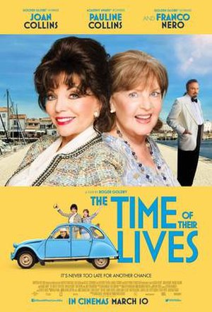 The Time of Their Lives (2017 film) - Image: The Time of Their Lives 2017