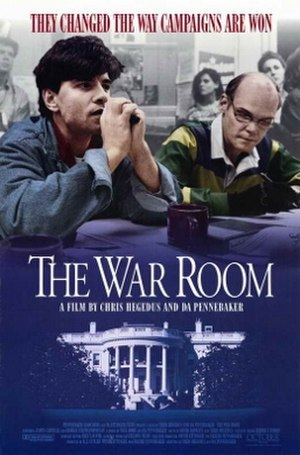 The War Room - Theatrical release poster