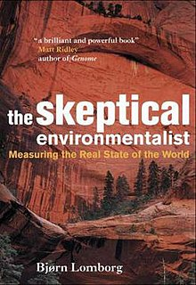 the skeptical environmentalist pdf