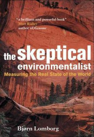 The Skeptical Environmentalist - Hardcover edition