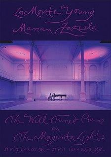 <i>The Well-Tuned Piano</i>