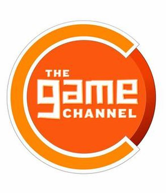 The Game Channel - Logo of The Game Channel from August 31, 2012-January 26, 2014