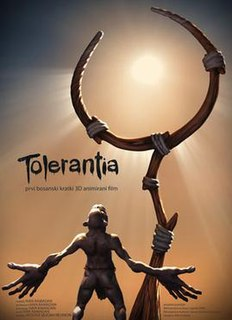 <i>Tolerantia</i> 2008 short film
