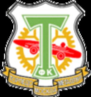 FC Torpedo-ZIL Moscow - Torpedo-Metallurg logo (2003-2004)
