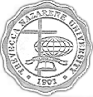 Trevecca Nazarene University - Seal of Trevecca Nazarene University