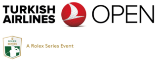 Turkish Airlines Open European Tour golf tournament played annually in Turkey