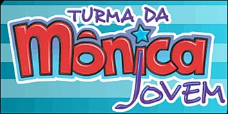 Monica Teen - Logo from the first release of Monica's Gang Teen, Volume 1, in August 2008
