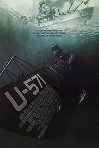 U-571 (2000) dubbed in Hindi - Matthew McConaughey, Bill Paxton, Harvey Keitel