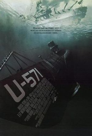 U-571 (film) - Theatrical release poster