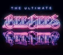 Image result for the ultimate bee gees album