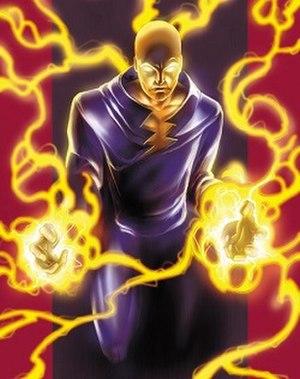 Electro (Marvel Comics) - Ultimate Electro.