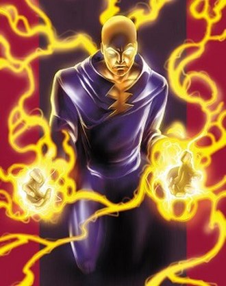 Electro (Marvel Comics) - Ultimate Electro.