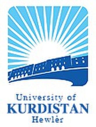 University of Kurdistan Hewler - Image: University of Kurdistan Hewler logo