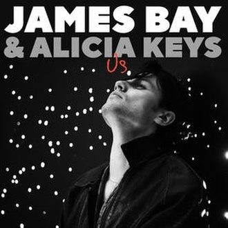 Us (James Bay song) - Image: Us by James Bay and Alicia Keys