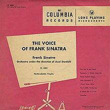 The 1948 reissue as the first LP record developed by Columbia Records