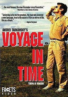 <i>Voyage in Time</i>
