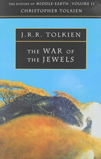 <i>The War of the Jewels</i> 11th volume of the 12-volume series The History of Middle-earth