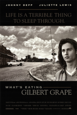 What's Eating Gilbert Grape - Theatrical release poster
