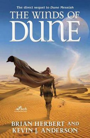 The Winds of Dune - First edition cover