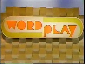 Wordplay (game show) - Wordplay logo