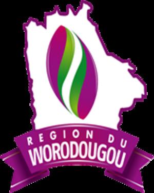Worodougou - Image: Worodougou Region (Ivory Coast) logo