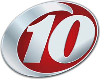 """WTSP - """"10"""" logo used from October 2002 to October 2008 and again from July 2010 to April 2017."""
