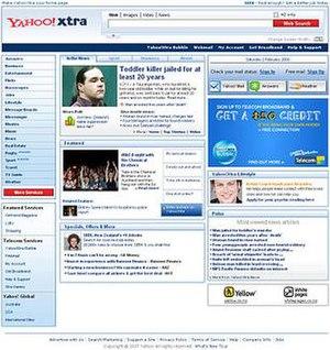 Yahoo!Xtra - Yahoo!Xtra Homepage