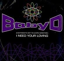O que e i need your love