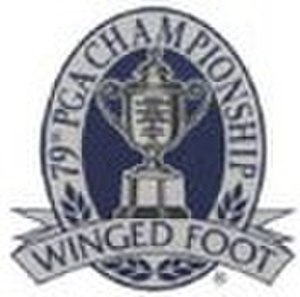 1997 PGA Championship - Image: 1997PGALogo