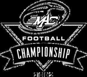 2002 MAC Championship Game - 2002 MAC Championship Game Logo