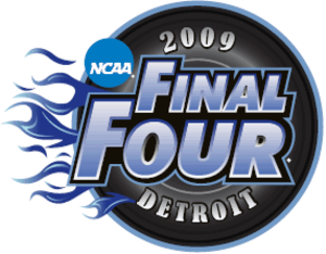 2009 NCAA Division I Men's Basketball Tournament - 2009 Final Four logo