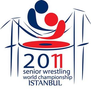2011 World Wrestling Championships - Image: 2011 World Wrestling Championships logo