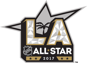 62nd National Hockey League All-Star Game - Image: 2017 NHL All Star Game logo