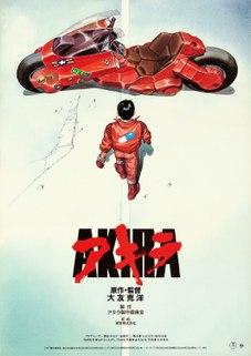 <i>Akira</i> (1988 film) 1988 Japanese animated action film directed by Katsuhiro Otomo