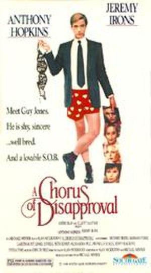 A Chorus of Disapproval (film) - Original window card