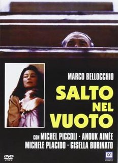 <i>A Leap in the Dark</i> 1980 film by Marco Bellocchio