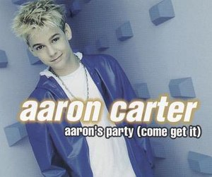 Aaron's Party (Come Get It) (song) - Image: Aaron's Party
